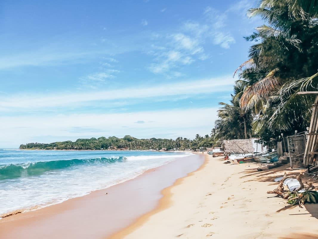 Hoogtepunten Sri Lanka, Must See Mirissa