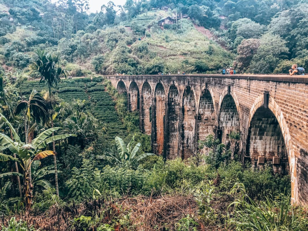 Hoogtepunten Sri Lanka, Must See Ella, Nine Arche Bridge