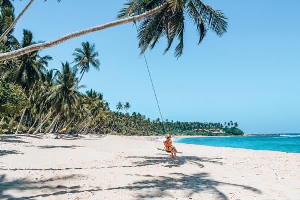 Hoogtepunten Sri Lanka, paradijselijk strand in Arugam Bay