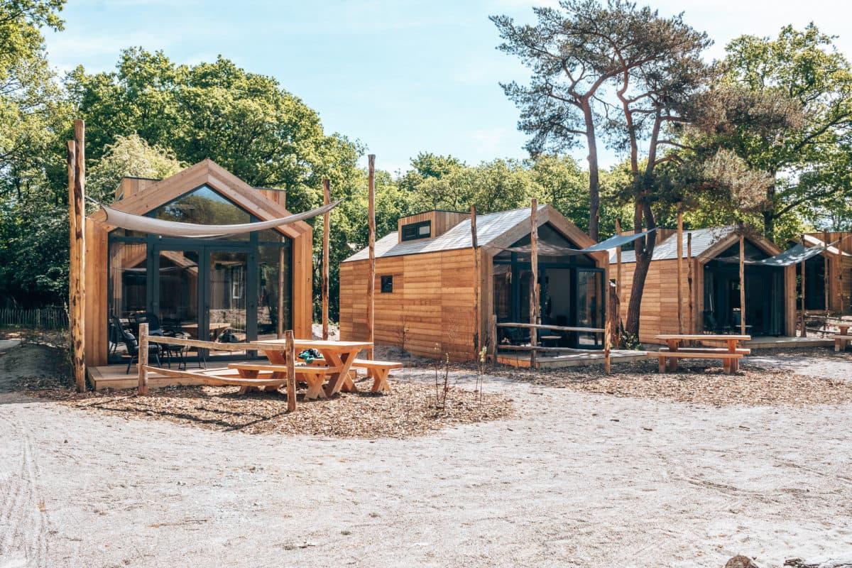 Leuk vakantiehuis in Nederland, Duin Kebbin Camping Geversduin, Leuke vakantiehuisje in Nederland