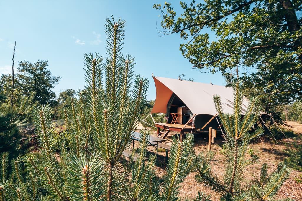 Glamp Outdoor Camp Roompot, Vakantiehuis in Nederland