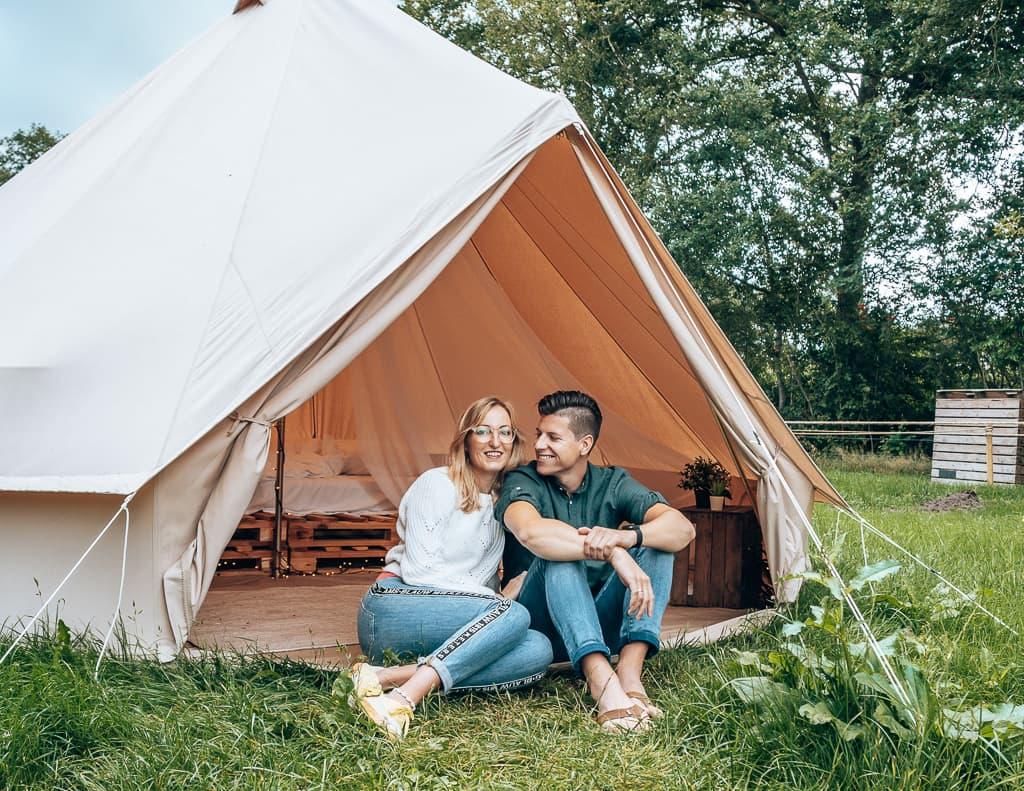 Glamping East Nomads, de Achterhoek, Vakantiehuis in Nederland