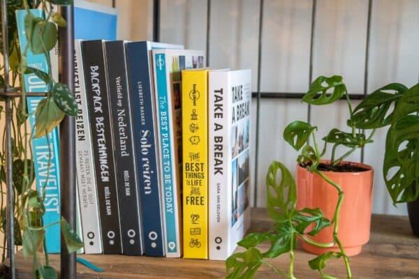 Leuke reisboeken voor avontuurlijke backpackers, top 10
