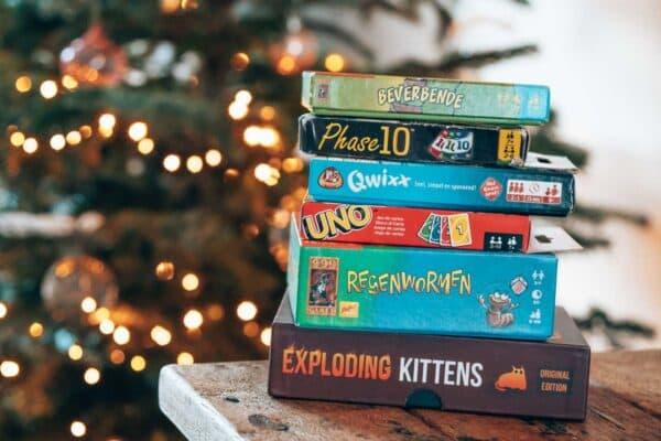 Cadeautips voor mensen die graag reizen, spelletjes om makkelijk mee te nemen op reiz