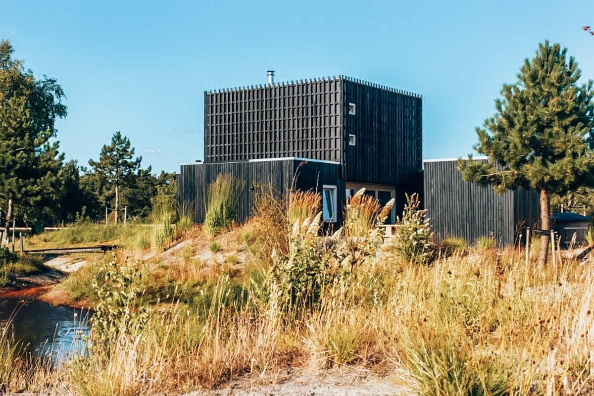 Mooie natuurhuisjes in Nederland, villa in Nederland