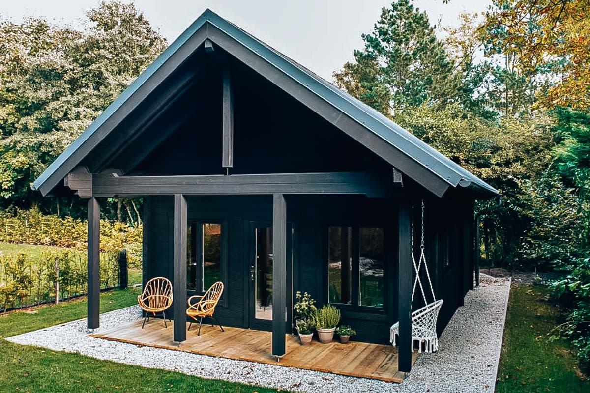 Natuurhuisje in Nederland, mooi overnachten in een bungalow