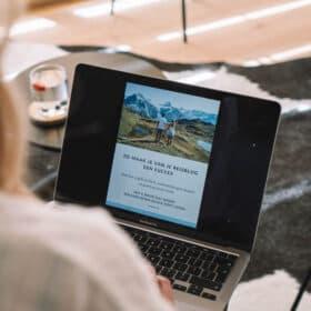 E-book Starten en geld verdienen met een reisblog