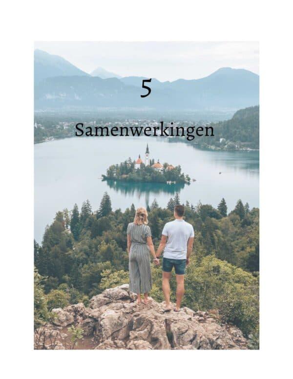 E-book over een reisblog beginnen en starten