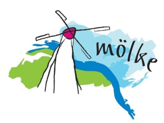 Logo Molke - Samenwerking Reisplaatje