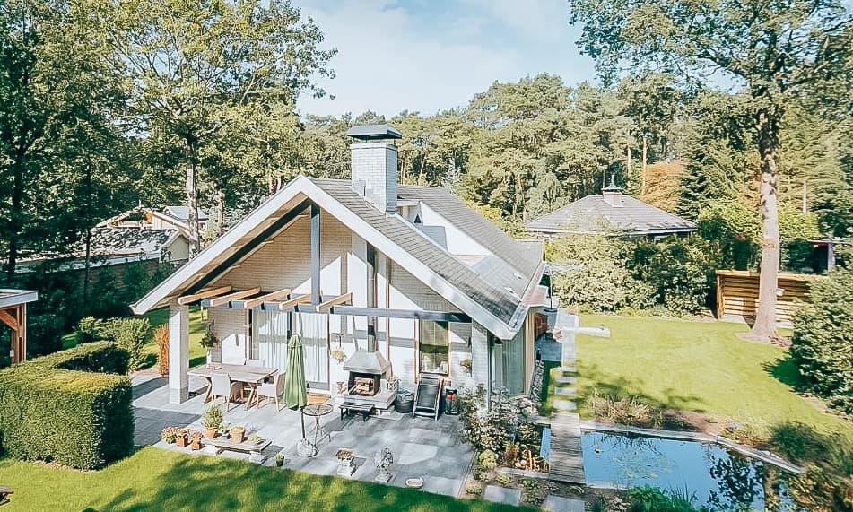 Romantische vakantiehuisjes met jacuzzi in Nederland