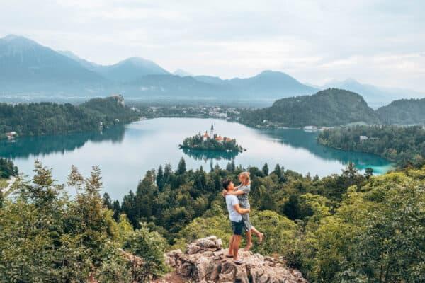 Tips voor meer van Bled uitzichtpunt Ojstrica