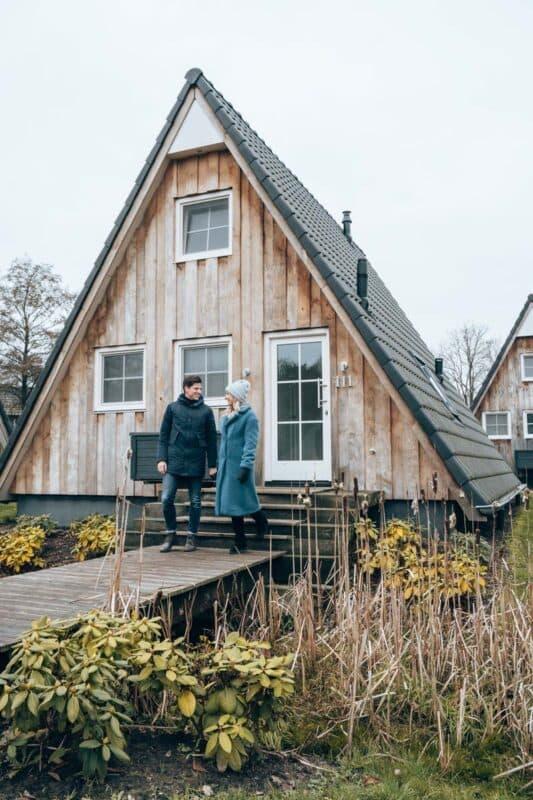 Wellness Lodge van Hof van Salland in Overijssel