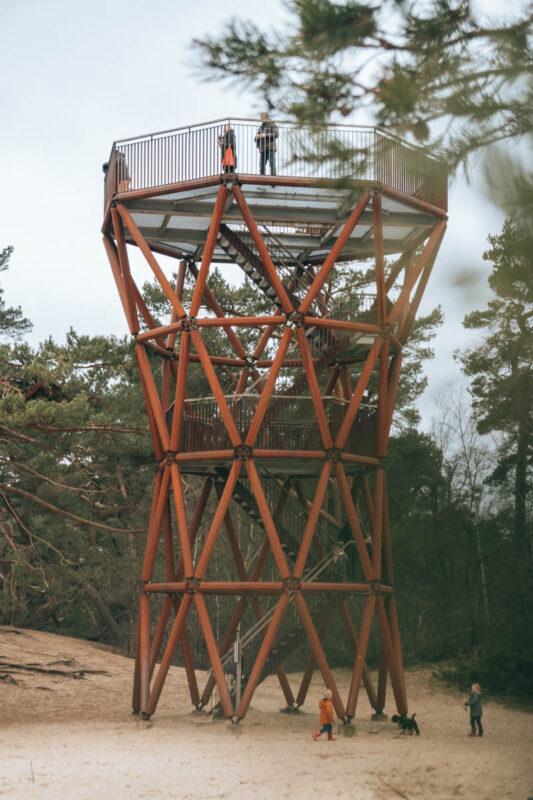 Uitkijktoren de Zandloper