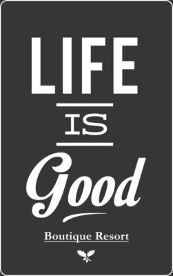 Life is Good Loft logo