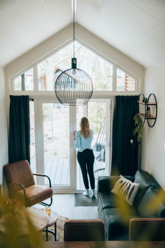 Park Berkenrhode - tiny house met wellness op de Veluwe
