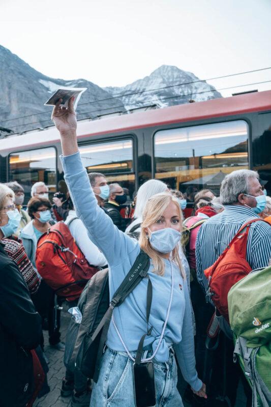 Voordeelpas trein en kabelbaan Zwitserland, Top of Europe Pass