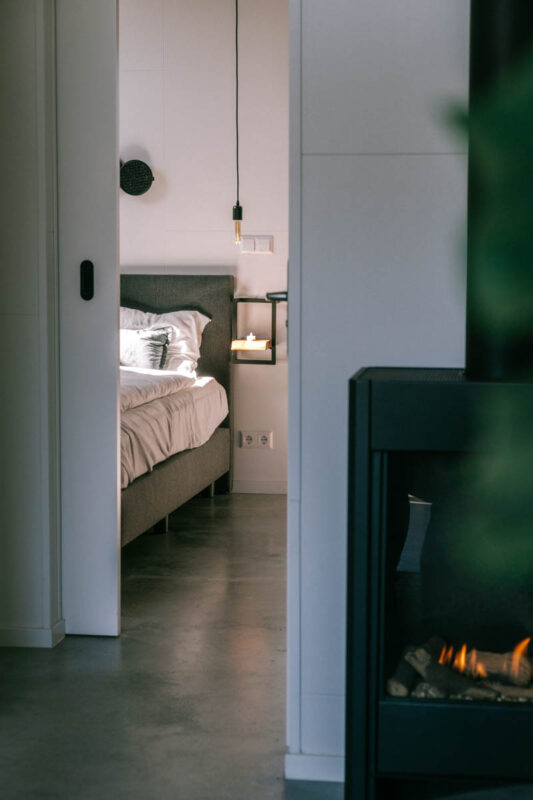Uniek vakantiehuisje op de Veluwe voor 2 personen bij de IJsvogel