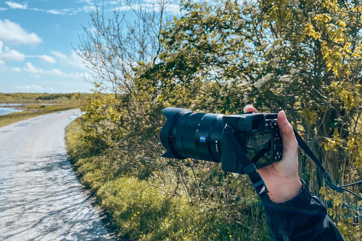De beste camera voor reisfotografie op vakantie