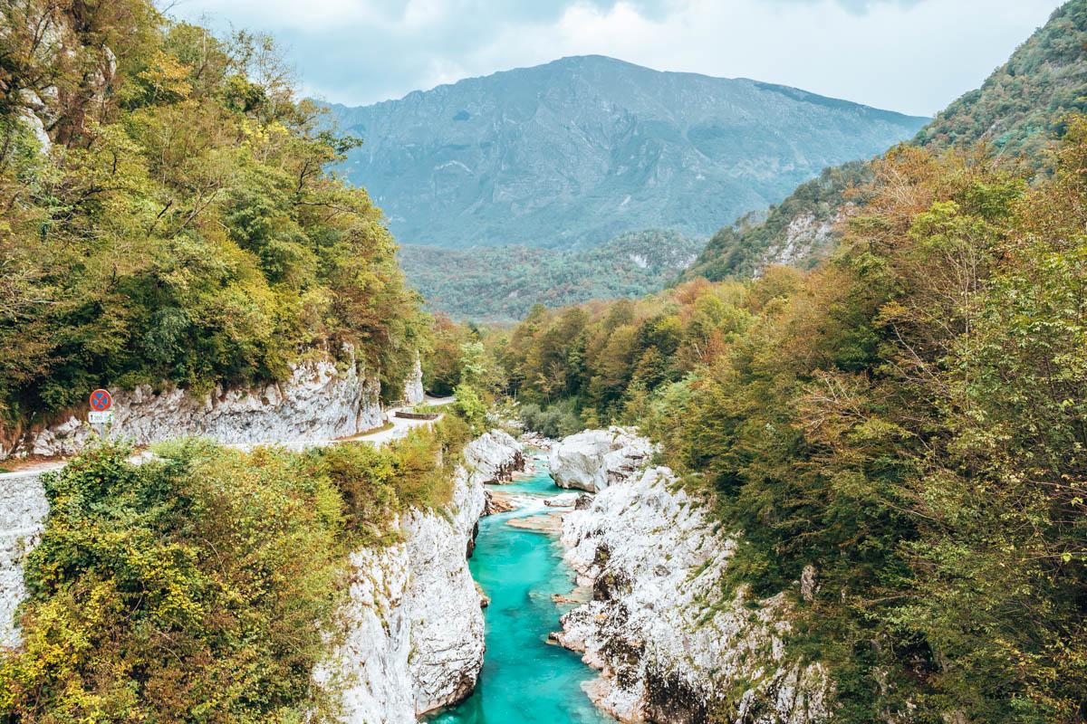 Reisroute roadtrip Slovenie voor 1 of 2 weken inclusief dagplanning