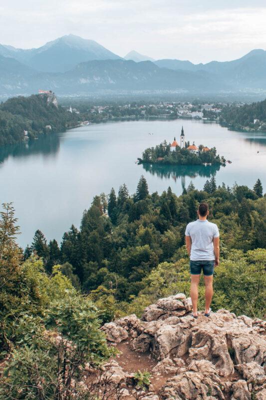 Roadtrip Slovenie voor 2 weken - meer van Bled