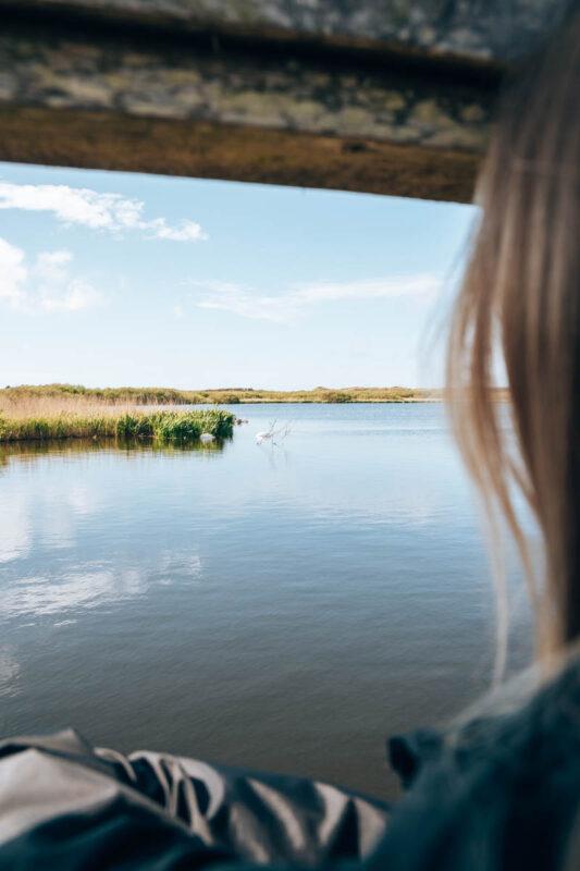 Wandelen in het Zwanenwater in Callantsoog