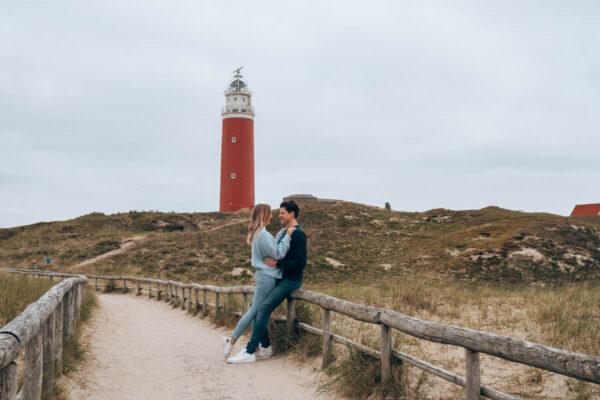 Leuke dingen om te doen op Texel: bezoek de vuurtoren