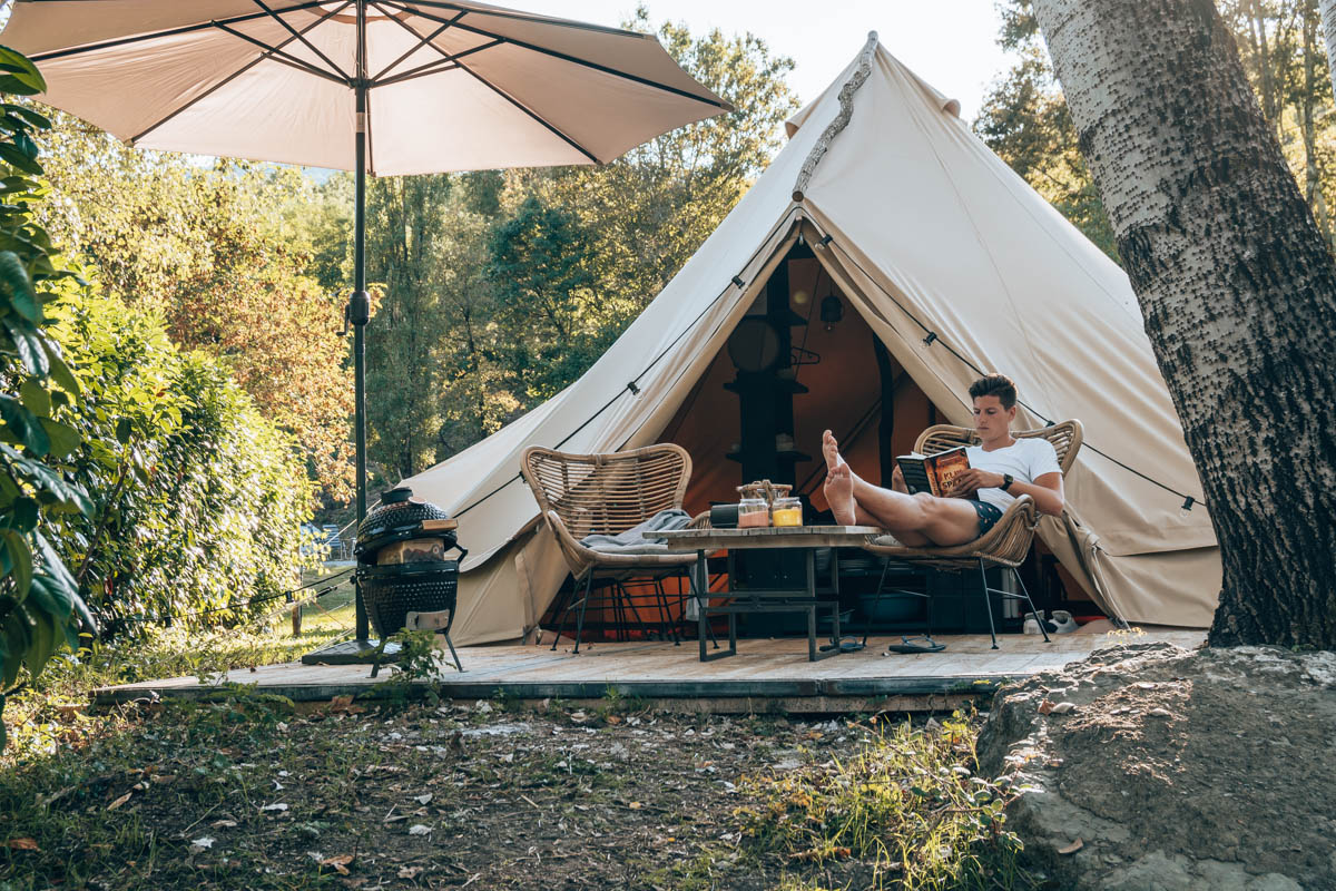 Overnachten in Italië: tips voor mooie glampings, campings en hotels in Italië