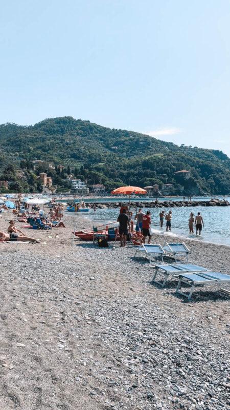 Wat te doen in Levanto? Bezoek het strand
