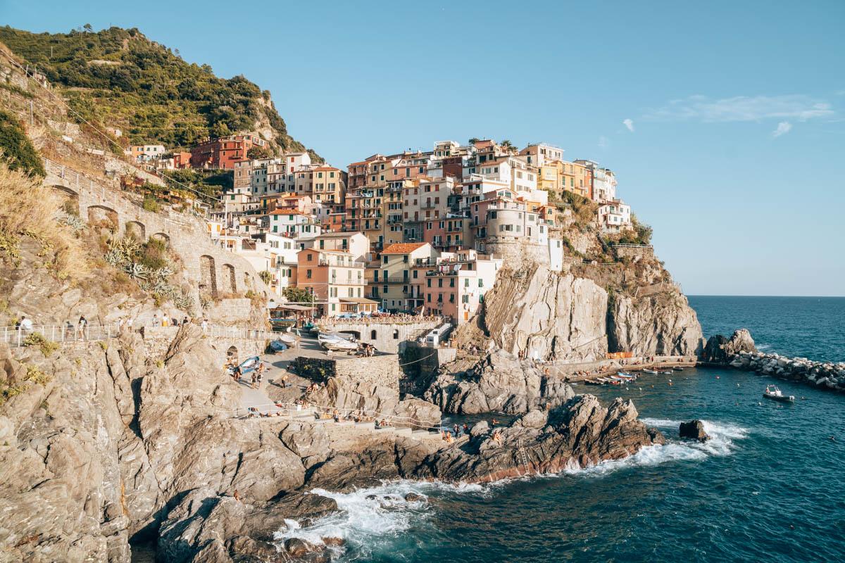 Tips voor Cinque Terre en praktische tips