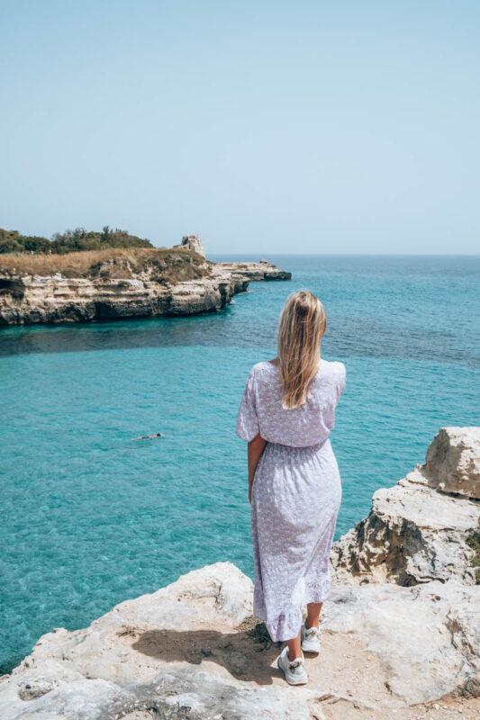 Prachtige plek in Puglia Grotta della Poesia