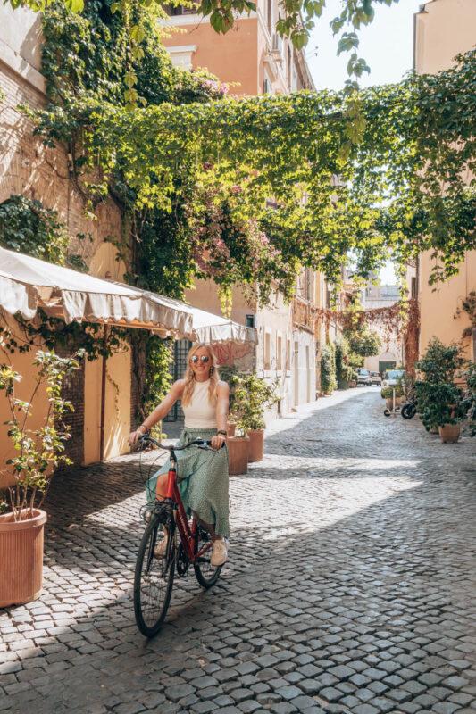 Rome, wat is er te doen? Boek een fietstour bij Baja Bikes