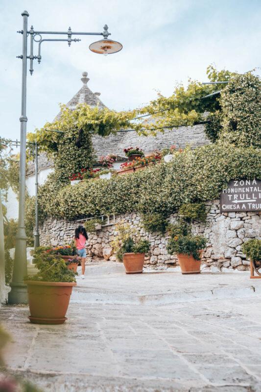 Mooiste plekken en bezienswaardigheden in Puglia, Alberobello