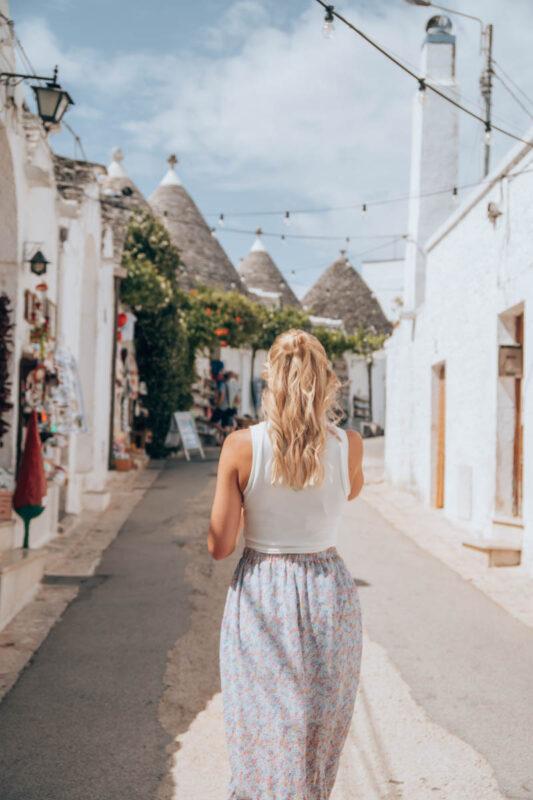 Tips voor mooie plekken in Puglia, Alberobello