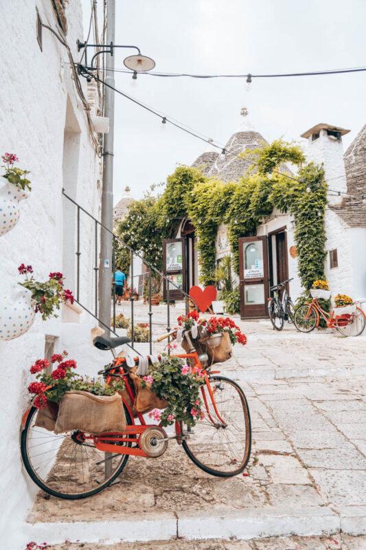Leuke dingen om te doen Puglia, Alberobello