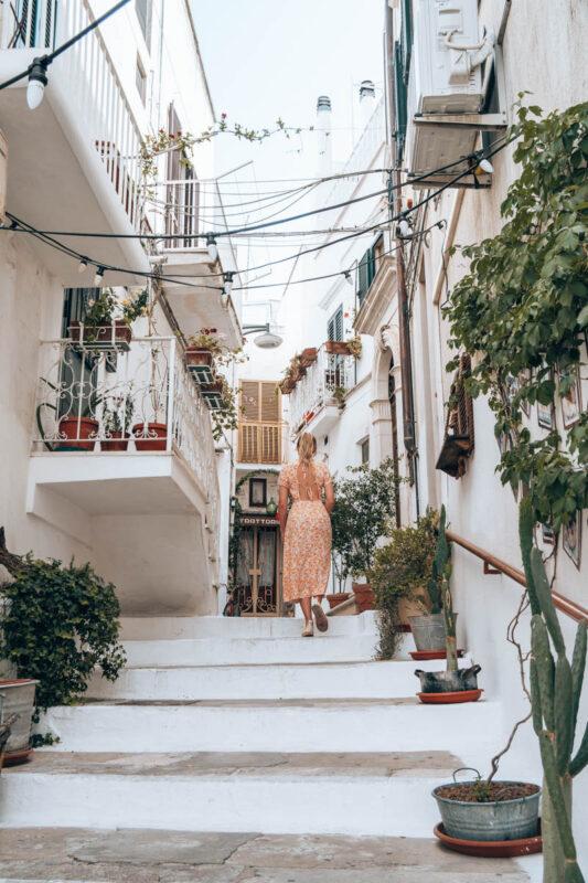 Leukste plekken in Puglia: bezoek Ostuni