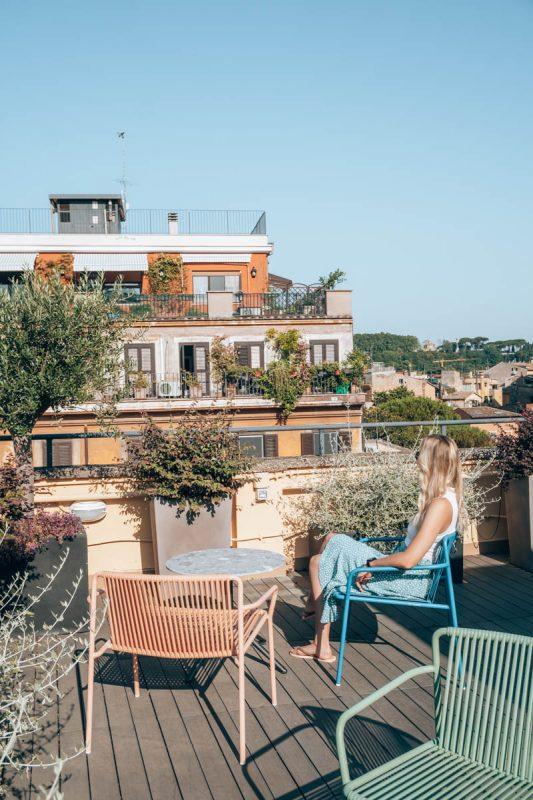 Hotel tip Rome Trastevere