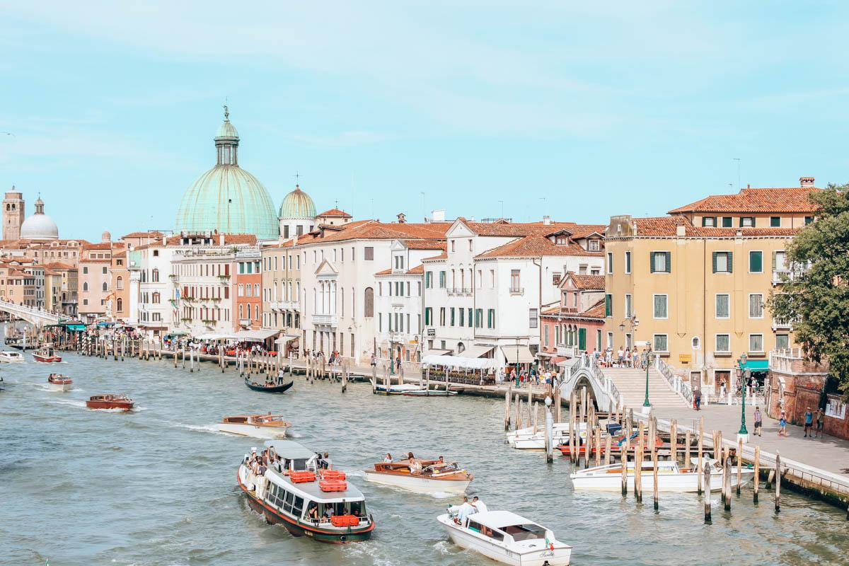 Stedentrip Italië naar Venetië, hoteltips