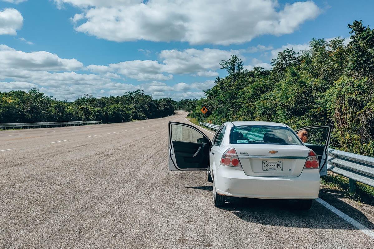 Ervaringen auto huren op reis voor een roadtrip
