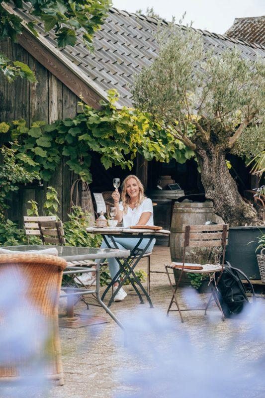 Bezoek Wijngaard Hesselink tijdens dagje uit in de Achterhoek