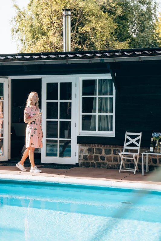 B&B met wellness in Brabant met zwembad, jacuzzi en sauna